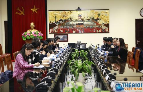 Bộ Ngoại giao họp chuẩn bị tổ chức Xuân Quê hương