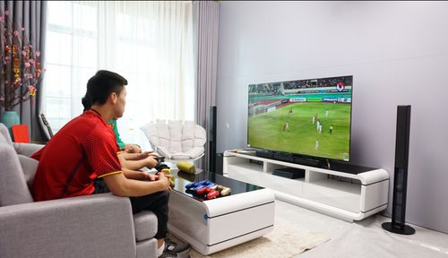 Sony tặng Đội tuyển Bóng đá Quốc gia Việt Nam cả thế giới giải trí