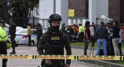 Truy lùng kẻ đứng sau vụ đánh bom Học viện Cảnh sát Colombia