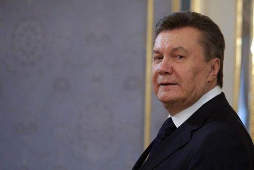 Tuyên án 13 năm tù đối với cựu Tổng thống Ukraine Viktor Yanukovych