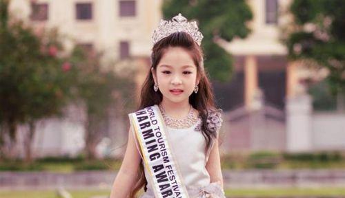 Cô bé Việt mới 6 tuổi đã đăng quang ngôi Hoa hậu tầm cỡ thế giới khiến nhiều người ngỡ ngàng