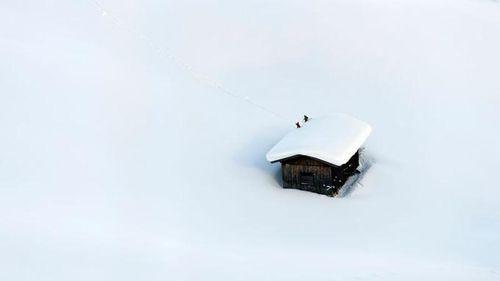 'Lạnh cóng' cảnh tuyết trắng bao trùm khắp thế giới vào mùa đông