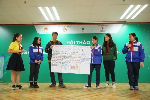 Lắng nghe giới trẻ để xây dựng môi trường mạng an toàn