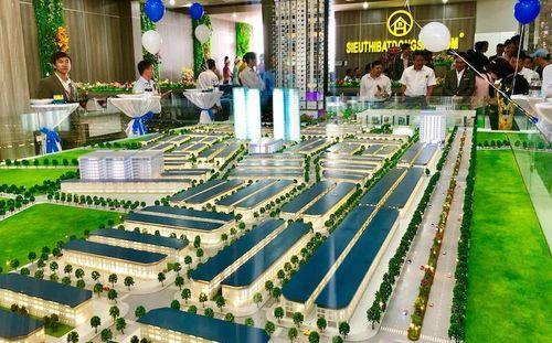 Siêu thị Bất động sản lần đầu tiên xuất hiện tại Việt Nam