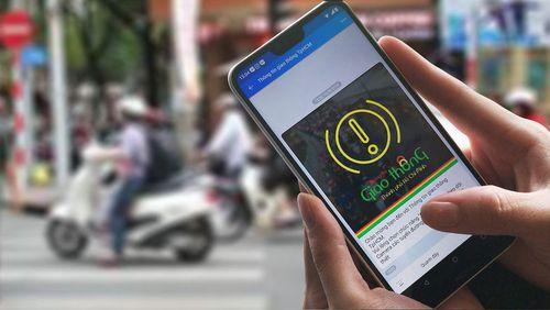 Phản ánh, cập nhật tình hình giao thông dịp Tết Kỷ Hợi 2019 qua ứng dụng Zalo