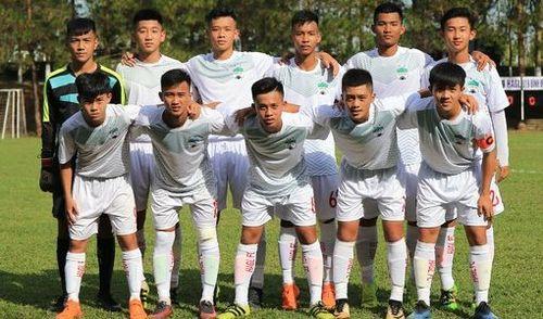 U19 HAGL tiếp tục thắng đậm ở U19 quốc gia 2019