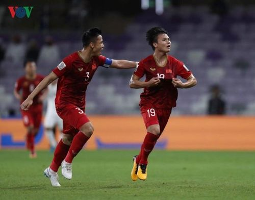 5 điều có thể bạn bỏ lỡ trên hành trình Asian Cup 2019 của ĐT Việt Nam