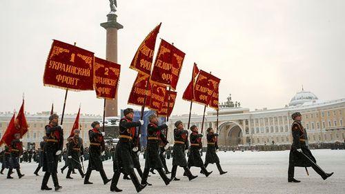 Nga kỷ niệm 75 năm ngày chấm dứt cuộc bao vây Leningrad