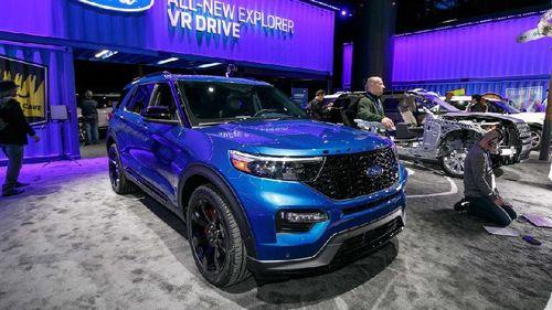 5 mẫu xe hút khách nhất Detroit Auto Show 2019
