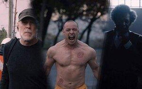 'Glass': Bộ phim có thể xuất sắc hơn nhiều lần với sức nóng bậc nhất của 'bộ ba quái nhân'