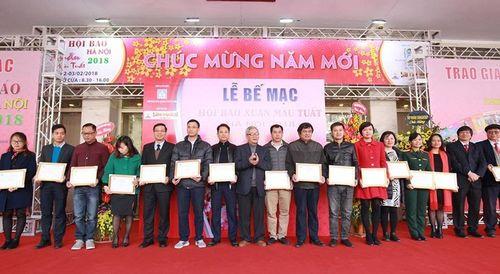 Bế mạc Hội báo Xuân Kỷ Hợi - Hà Nội 2019