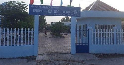 Cà Mau: 13 trường dính kiểm điểm