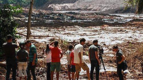 Gần 60 người thiệt mạng sau thảm họa vỡ đập tại Brazil