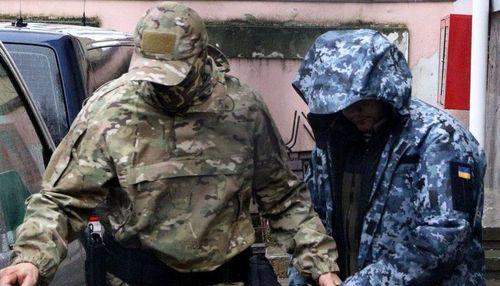 Thủy thủ Ukraine bị thương trong cuộc khiêu khích ở eo biển Kerch được chuyển đến nhà tù Lefortovo