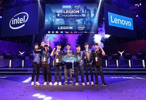 Giải đấu eSports Legion of Champions III 2019 đã tìm được quán quân