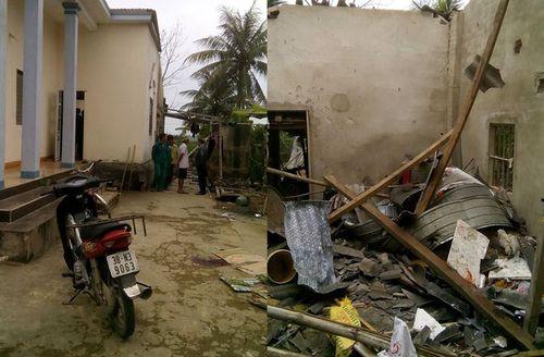 Hà Tĩnh: 5 người thương vong nghi do tự chế pháo nổ