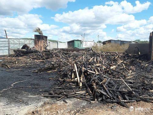 Bắt giữ nghịch tử nhiều lần đốt cháy xưởng gỗ gia đình