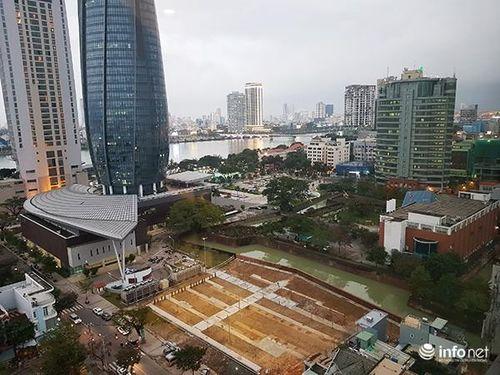Đà Nẵng: Quảng trường Thành Điện Hải sẽ dần thay thế Quảng trường trung tâm TP