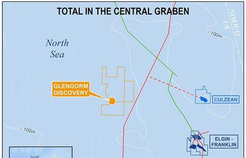 Total công bố phát hiện quan trọng mới tại Biển Bắc