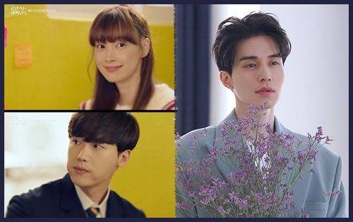 Lee Na Young và Lee Jong Suk gây sốc vì lí do này - Lee Dong Wook khiến trái tim khán giả tan chảy