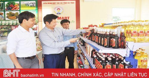 Người Hà Tĩnh thỏa thích mua hàng nội tỉnh dịp Tết