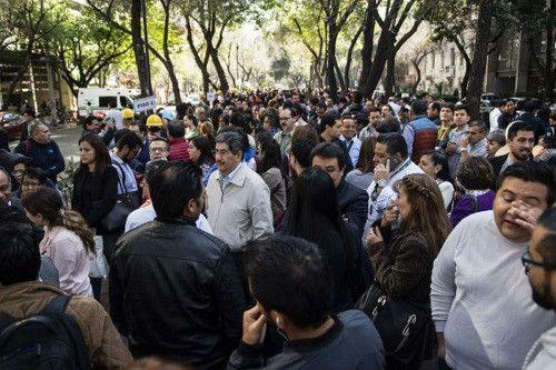 3 người bị thương trong trận động đất mạnh 6,5 độ ở Mexico
