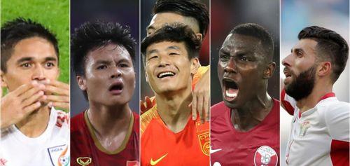 AFC phát động bầu chọn, Quang Hải đang về… nhì
