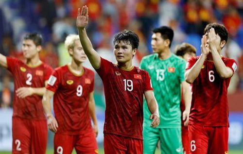 FIFA ca ngợi màn trình diễn ấn tượng của tuyển Việt Nam tại Asian Cup