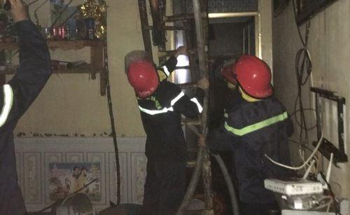 Bắc Cạn hỗ trợ kịp thời các gia đình có nhà bị cháy
