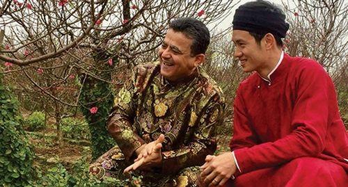 Vị Đại sứ Palestine mang trái tim và tâm hồn Việt Nam