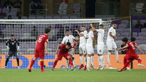 Bàn thắng của Quang Hải đẹp nhất Asian Cup 2019