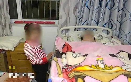 Mẹ bầu 3 tháng sống thực vật, bác sĩ khuyên bỏ thai, 5 năm sau ai cũng xúc động