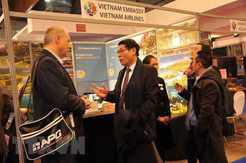 Du khách Bỉ ngày càng quan tâm khám phá vẻ đẹp của Việt Nam
