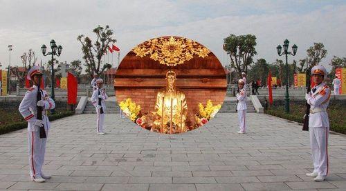 Cận cảnh khu nhà tưởng niệm lãnh tụ Nguyễn Đức Cảnh ở Hải Phòng