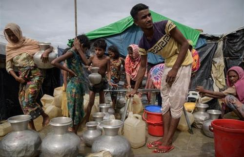 Ấn Độ - Bangladesh bàn cách giải quyết vấn đề người tị nạn Rohingya