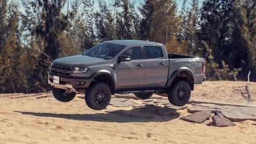 Ford Ranger tăng trưởng kỷ lục tại Châu Á