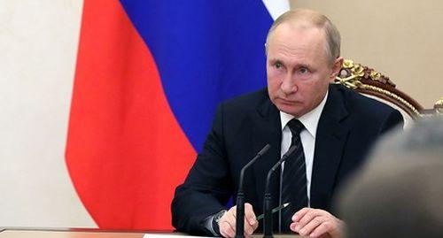 Tổng thống Putin lệnh sa thải liền lúc 9 tướng lĩnh cấp cao