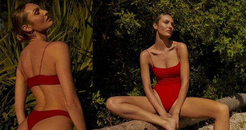 Candice Swanepoel sexy trong chùm ảnh mới