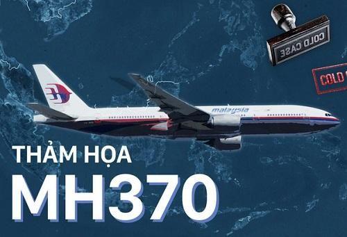 Tin sốc về MH370: Phát hiện tọa độ chính xác của máy bay mất tích?