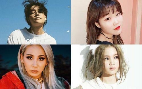 CL, Lee Hi, ONE, Lee Soohyun (AKMU): Họ ở đâu mất rồi vậy YG?