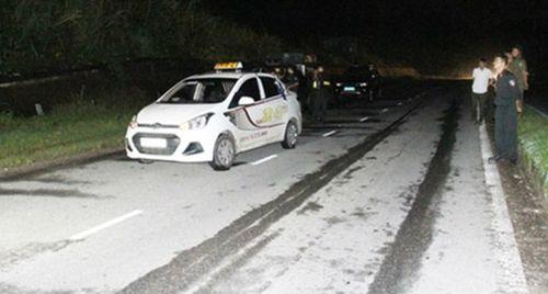 Bắt hai đối tượng người Trung Quốc cướp xe taxi ngày mùng 2 Tết