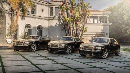 Roll Royce mừng Tết Nguyên đán với 4 phiên bản đặc biệt