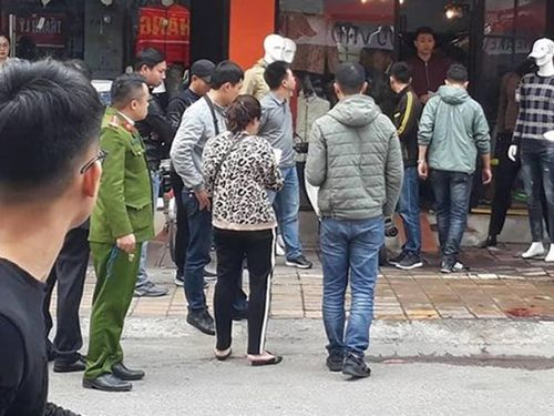 Thái Bình: Khởi tố vụ án nam thanh niên bị chém gục giữa phố