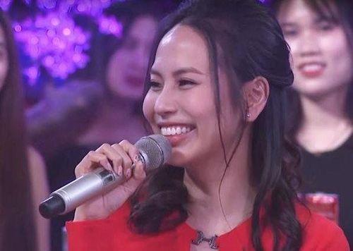 Clip: Bà xã Lê Hiếu tiết lộ hành trình quen nhau trên sóng truyền hình
