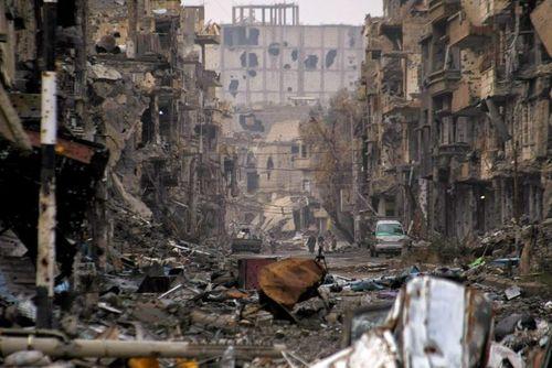 Mỹ không kích Syria gây thương vong cho 70 dân thường
