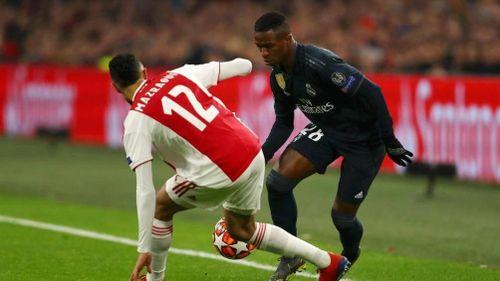 Ajax 1-2 Real Madrid: 3 điểm hú vía