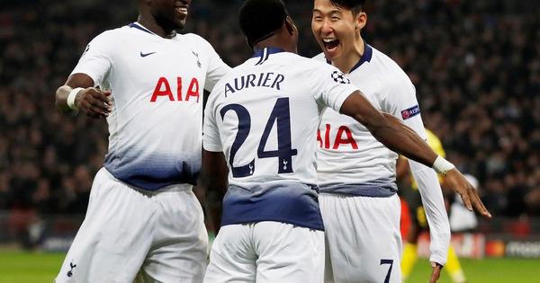 Son Heung-min tỏa sáng, Tottenham 'vùi dập' Dortmund