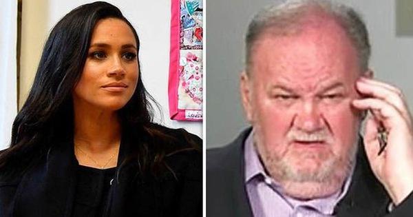 Phóng viên Mỹ tuyên bố gây sốc: Meghan lợi dụng bố đẻ làm 'nước cờ' truyền thông trong tay nàng dâu hoàng gia