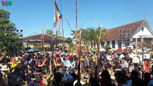 Rộn ràng Hội xuân Liêng Nung tại Đắk Nông
