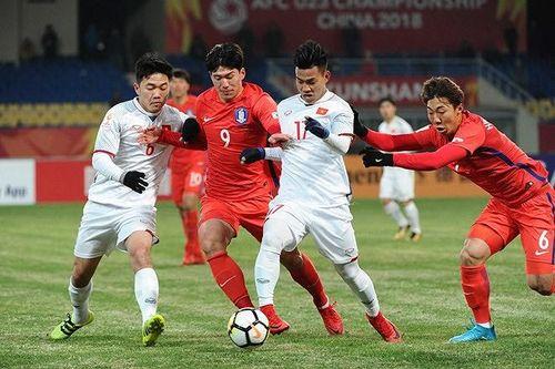 Trận đấu giữa đội hai tuyển Việt Nam và Hàn Quốc lùi sang năm 2020